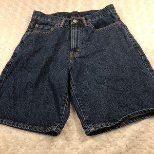 Vintage Levi's shorts 550